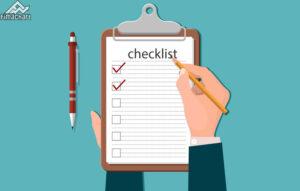چک لیست معاملاتی